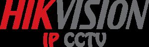 Hikvison IP CCTV logo