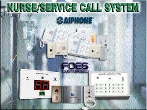 NURSE/SERVICE CALL